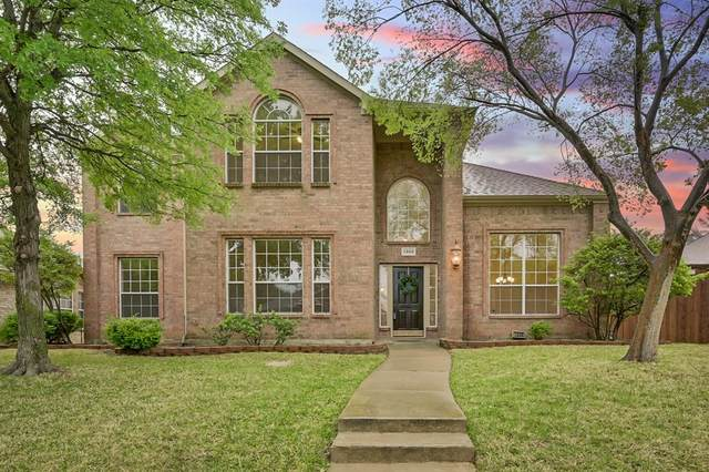 1308 Colby Drive, Lewisville, TX 75067 (MLS #14560901) :: Wood Real Estate Group