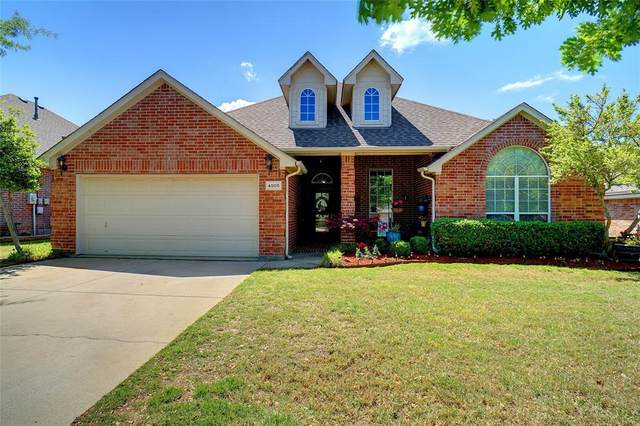 4505 Embercrest Lane, Fort Worth, TX 76123 (MLS #14560926) :: The Chad Smith Team