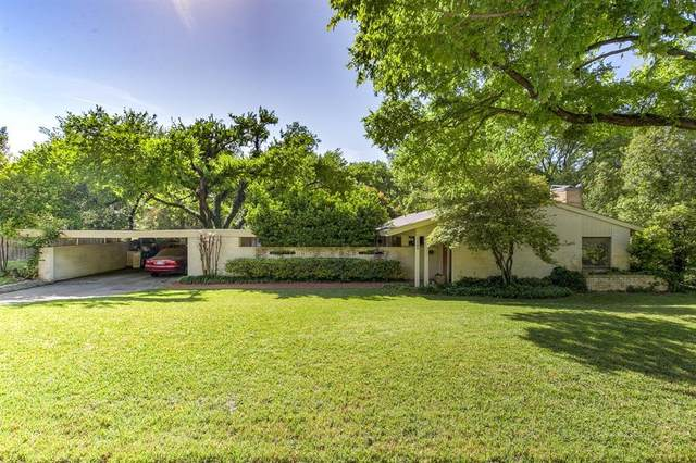 3240 Preston Hollow Road, Fort Worth, TX 76109 (MLS #14560950) :: Real Estate By Design