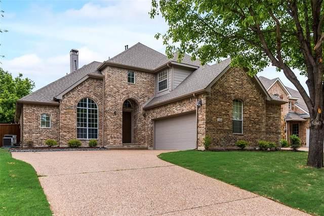 2216 Brenham Drive, Mckinney, TX 75072 (MLS #14560954) :: Team Hodnett