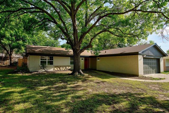 151 Old Mill Circle, Lewisville, TX 75057 (MLS #14560995) :: Real Estate By Design