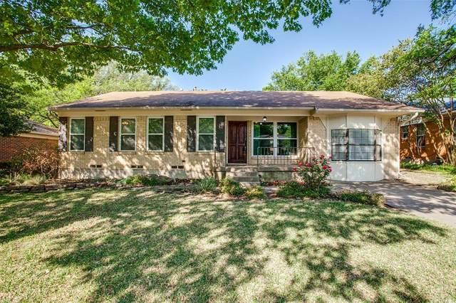 11621 Tuscany Way, Dallas, TX 75218 (MLS #14561000) :: Wood Real Estate Group