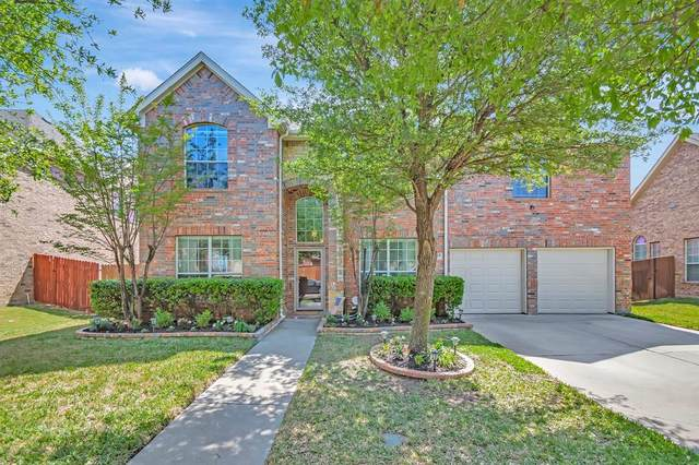 9728 Lacey Lane, Fort Worth, TX 76244 (MLS #14561016) :: The Star Team | JP & Associates Realtors