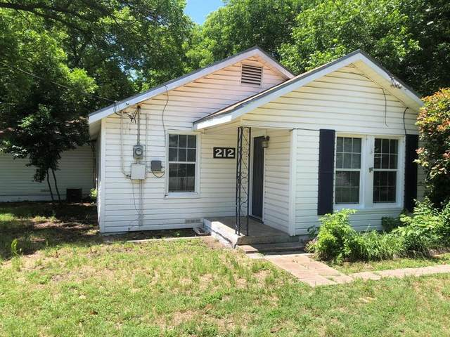 212 Allen Street, Weatherford, TX 76086 (#14561032) :: Homes By Lainie Real Estate Group