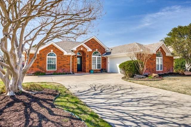 3304 Riverwell Court, Fort Worth, TX 76116 (MLS #14561063) :: The Mauelshagen Group