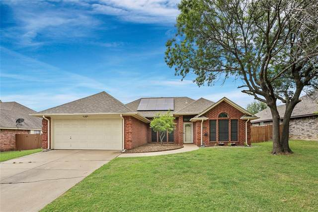 1229 Downwood Drive, Burleson, TX 76028 (MLS #14561076) :: Results Property Group