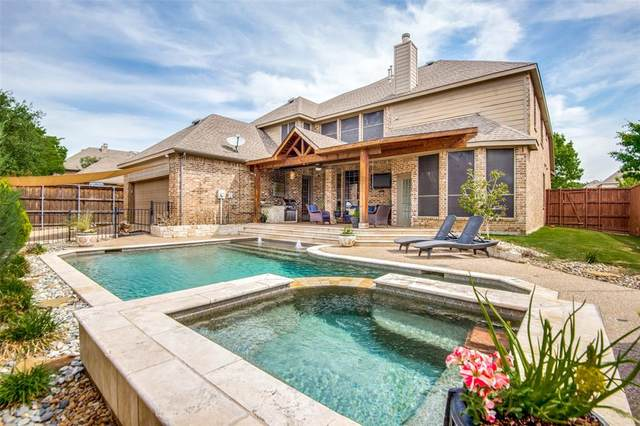 11581 Avondale Drive, Frisco, TX 75033 (MLS #14561097) :: Wood Real Estate Group