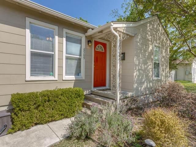 6509 Santa Fe Avenue, Dallas, TX 75223 (MLS #14561111) :: Wood Real Estate Group