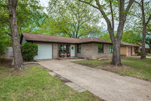 3121 Colchester Drive, Farmers Branch, TX 75234 (MLS #14561132) :: The Mauelshagen Group
