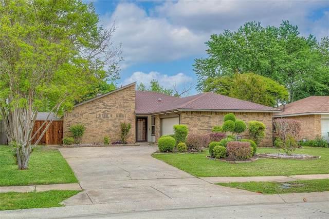 5308 Ponder Place, Flower Mound, TX 75028 (MLS #14561138) :: Wood Real Estate Group