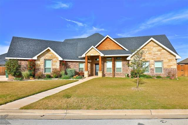 4910 Velta Lane, Abilene, TX 79606 (MLS #14561142) :: Wood Real Estate Group