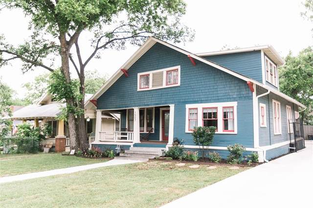 1507 Fairmount Avenue, Fort Worth, TX 76104 (MLS #14561144) :: 1st Choice Realty