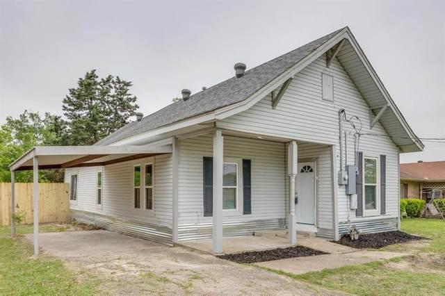 3309 Mitchell Street, Greenville, TX 75402 (MLS #14561156) :: The Kimberly Davis Group