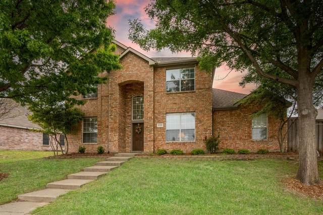 220 Williamsburg Drive, Van Alstyne, TX 75495 (MLS #14561173) :: Wood Real Estate Group
