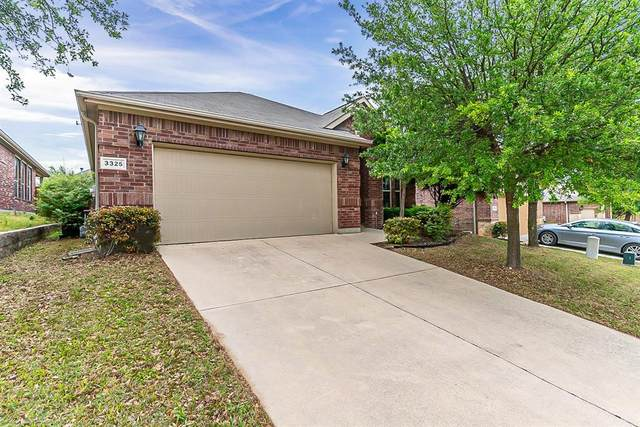 3325 Lone Brave Drive, Fort Worth, TX 76244 (MLS #14561207) :: The Mitchell Group