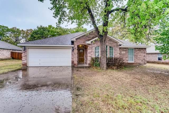 521 Harbor Crest Road, Azle, TX 76020 (MLS #14561220) :: The Chad Smith Team
