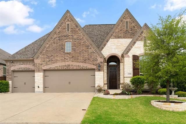 6508 Pamilla Lane, Mckinney, TX 75071 (MLS #14561223) :: Wood Real Estate Group