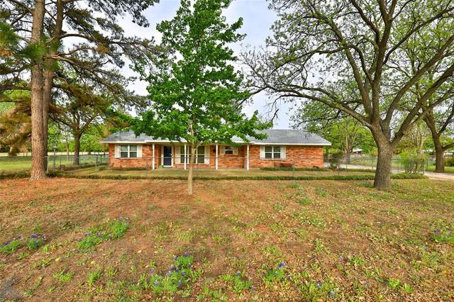 8031 Fm 603, Clyde, TX 79510 (MLS #14561243) :: Real Estate By Design
