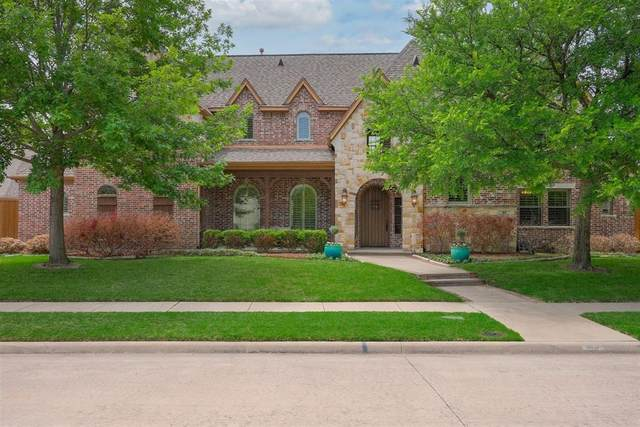615 Madison Street, Coppell, TX 75019 (MLS #14561264) :: Wood Real Estate Group