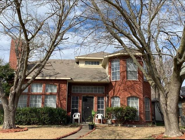409 Surrey Place, Mesquite, TX 75149 (MLS #14561276) :: Wood Real Estate Group