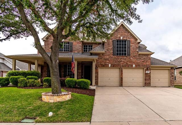 4206 Lone Oak Drive, Mansfield, TX 76063 (MLS #14561284) :: Wood Real Estate Group