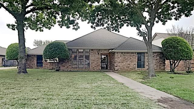 4 Kevin Court, Mansfield, TX 76063 (MLS #14561296) :: Rafter H Realty