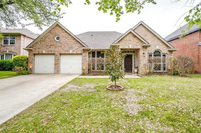 5411 Cold Springs Drive, Arlington, TX 76017 (MLS #14561299) :: Wood Real Estate Group