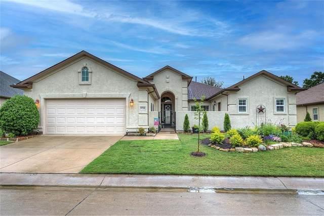 9701 Freeport Drive, Denton, TX 76207 (MLS #14561309) :: Real Estate By Design