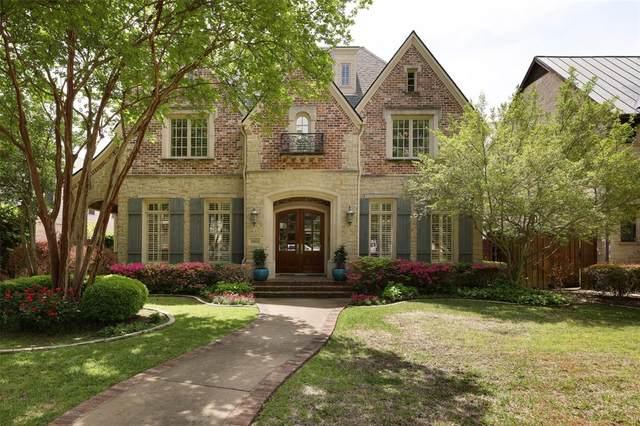 3009 Purdue Avenue, University Park, TX 75225 (MLS #14561341) :: Wood Real Estate Group