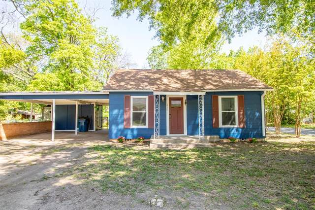 201 Mallory Street, Lindale, TX 75771 (MLS #14561353) :: Results Property Group