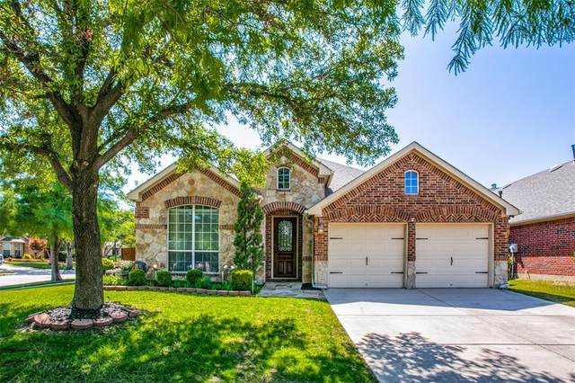 9101 Tate Avenue, Fort Worth, TX 76244 (MLS #14561361) :: Team Hodnett