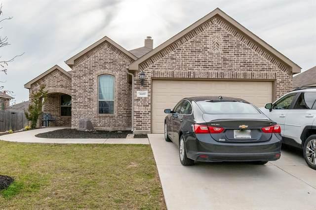 3609 Ann Arbor Lane, Denton, TX 76207 (MLS #14561446) :: Wood Real Estate Group