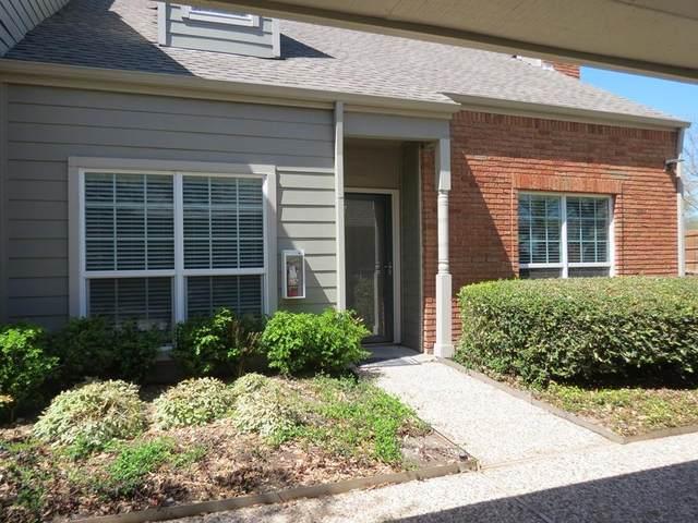 12680 Hillcrest Road #1110, Dallas, TX 75230 (MLS #14561460) :: Frankie Arthur Real Estate