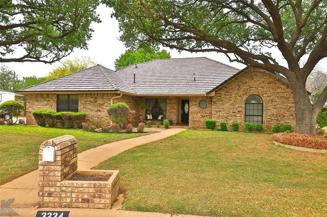 3234 Woodhollow Circle, Abilene, TX 79606 (MLS #14561477) :: Results Property Group