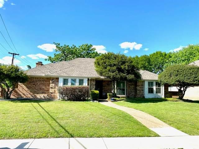 3433 Steven Drive, Plano, TX 75023 (MLS #14561487) :: Wood Real Estate Group