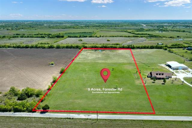 TBD Forester Road, Sanger, TX 76266 (MLS #14561489) :: DFW Select Realty
