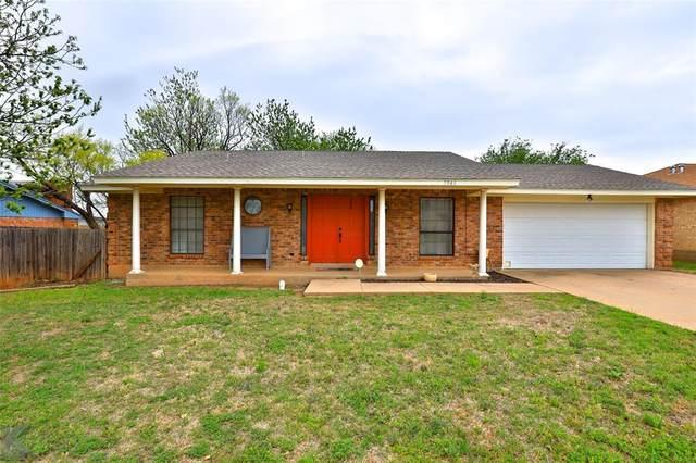 7941 Vita Court, Abilene, TX 79606 (MLS #14561494) :: The Hornburg Real Estate Group