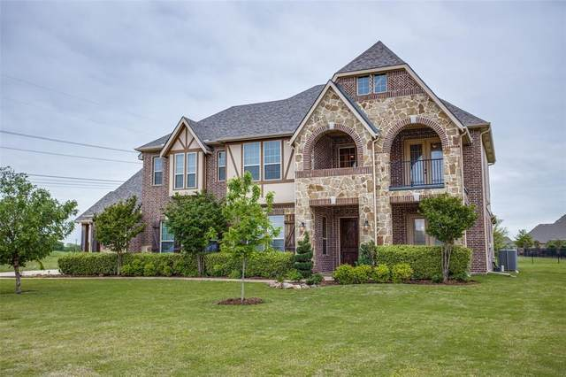 901 Turnberry Lane, Lucas, TX 75002 (MLS #14561498) :: All Cities USA Realty