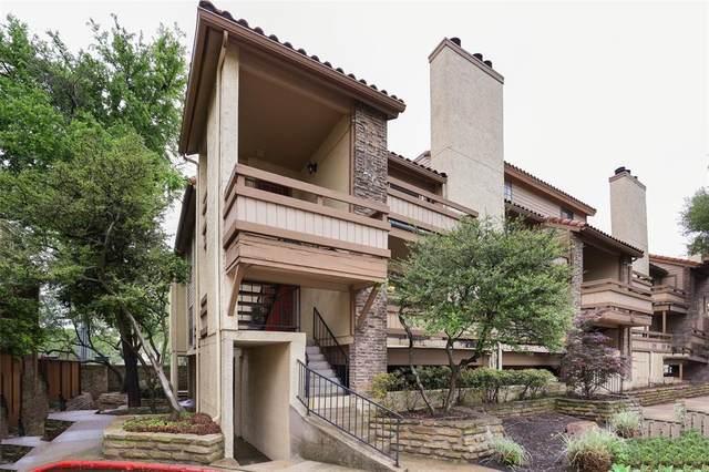 7640 W Greenway Boulevard 5E, Dallas, TX 75209 (MLS #14561500) :: Front Real Estate Co.