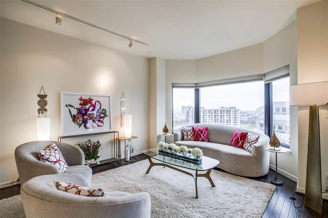 3030 Mckinney Avenue #1603, Dallas, TX 75204 (MLS #14561531) :: Maegan Brest | Keller Williams Realty