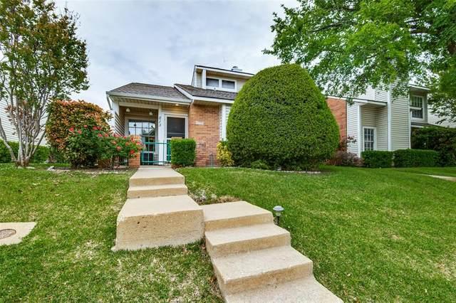 813 Summercreek Drive, Lewisville, TX 75067 (MLS #14561545) :: DFW Select Realty