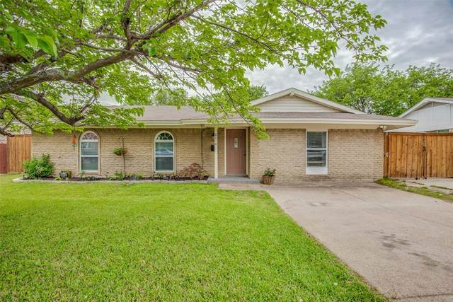 2014 Knollwood Lane, Carrollton, TX 75006 (MLS #14561571) :: Wood Real Estate Group