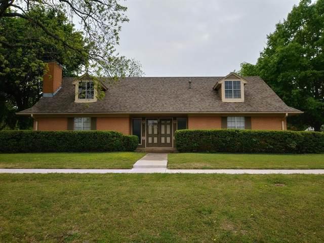 513 W Grand Street, Whitewright, TX 75491 (MLS #14561576) :: The Mauelshagen Group