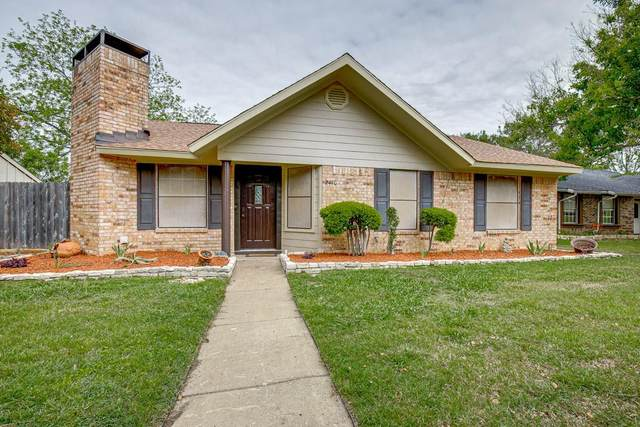 2410 High Star Drive, Garland, TX 75041 (MLS #14561584) :: The Chad Smith Team