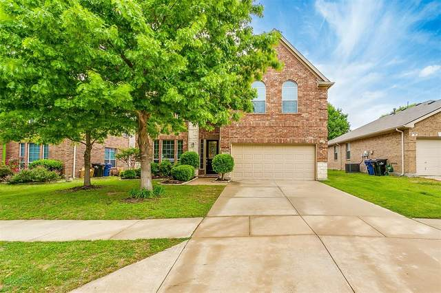 11462 Henderson Drive, Frisco, TX 75035 (MLS #14561587) :: Wood Real Estate Group