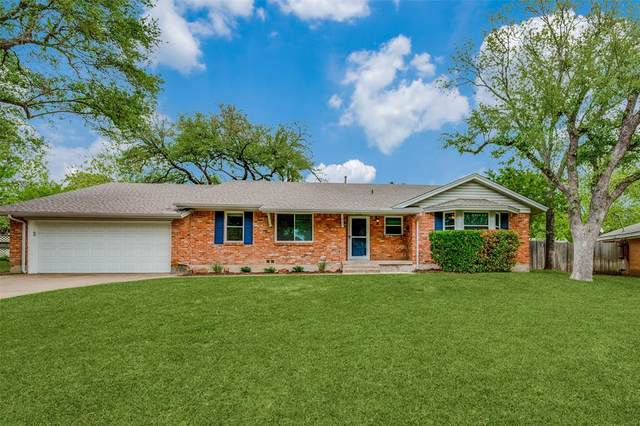 6928 Treehaven Road, Fort Worth, TX 76116 (MLS #14561596) :: The Mauelshagen Group