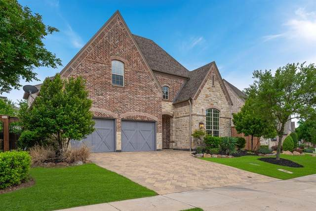 634 Brookstone Drive, Irving, TX 75039 (MLS #14561618) :: The Kimberly Davis Group