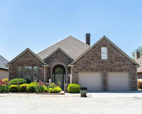 9518 Nutcracker Court, Granbury, TX 76049 (MLS #14561621) :: Justin Bassett Realty