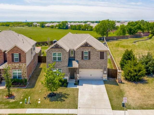 3321 Wiltshire Horn Avenue, Mckinney, TX 75071 (MLS #14561624) :: Wood Real Estate Group