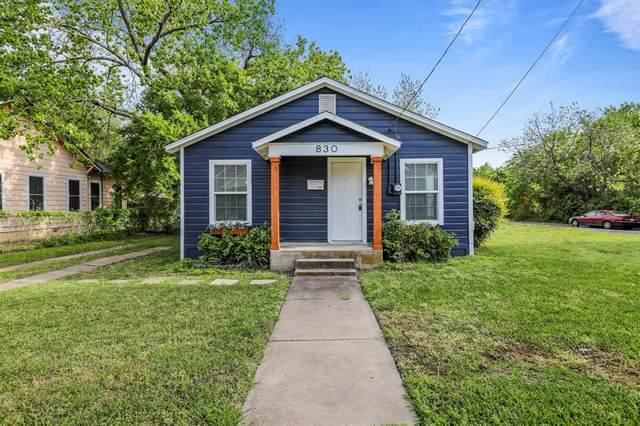 830 W Fern Street, Sherman, TX 75092 (MLS #14561632) :: The Mauelshagen Group